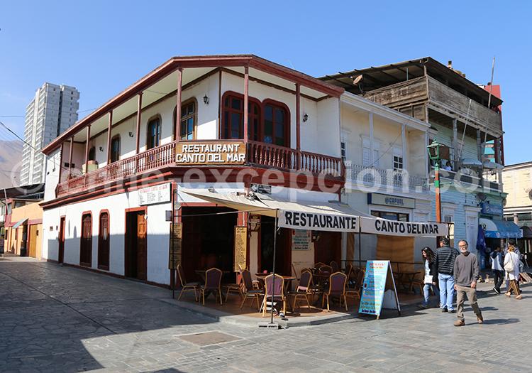 Où manger à Iquique, Chili