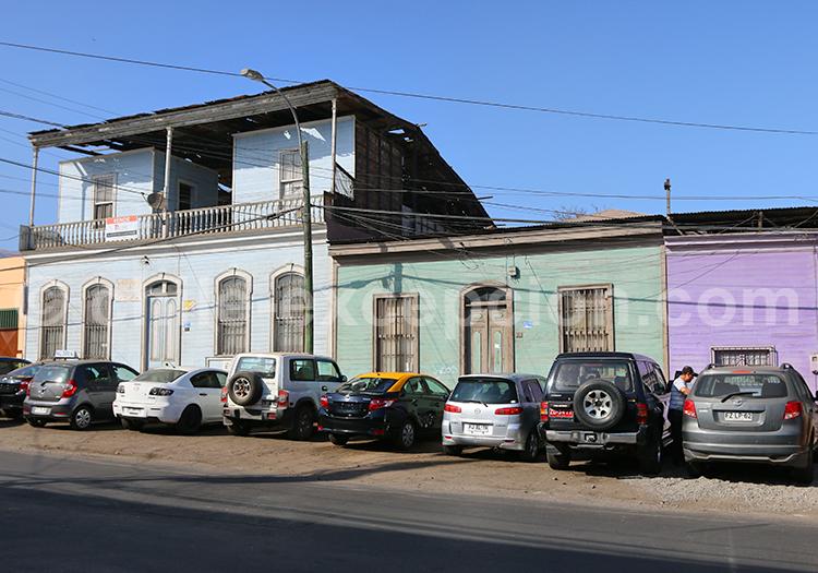 Iquique, Nord du Chili