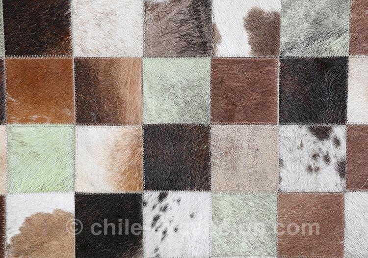 Patchwork en peau au Chili avec l'agence de voyage Chile Excepción