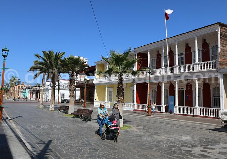 Ville touristique d'Iquique, Chili