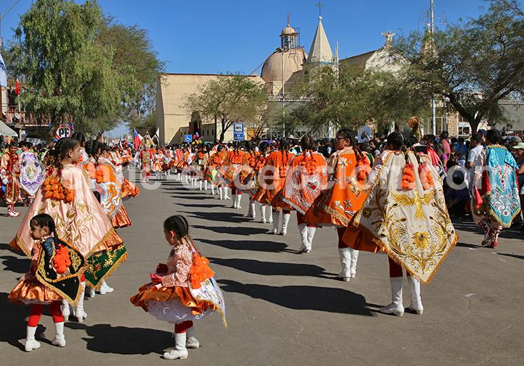 Agenda culturel au Chili, Fiesta de la Tirana