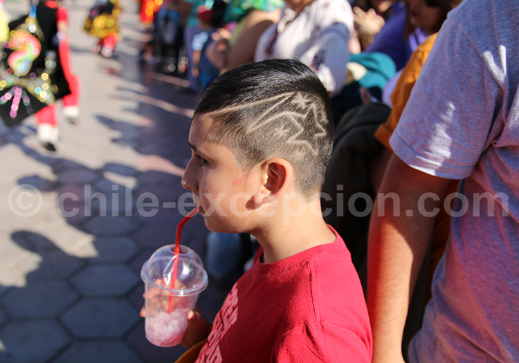 Jeunesse chilienne