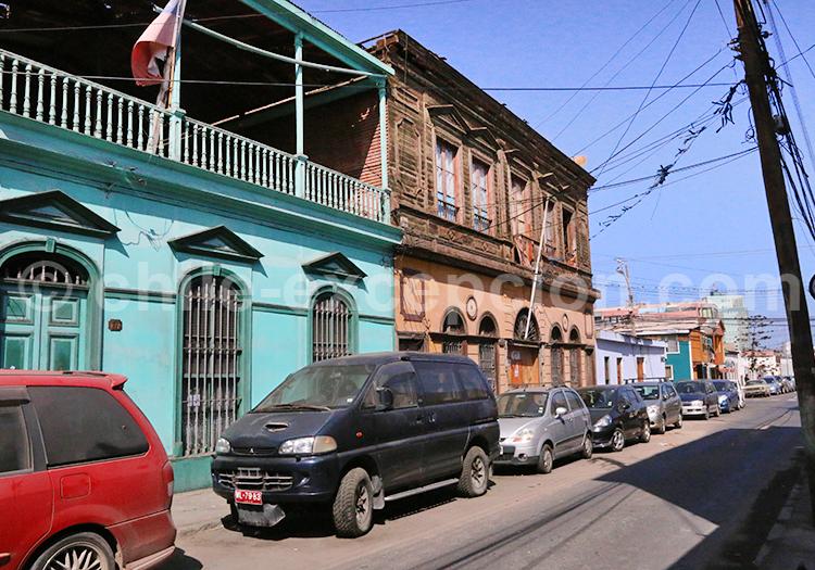 Avenue d'Iquique