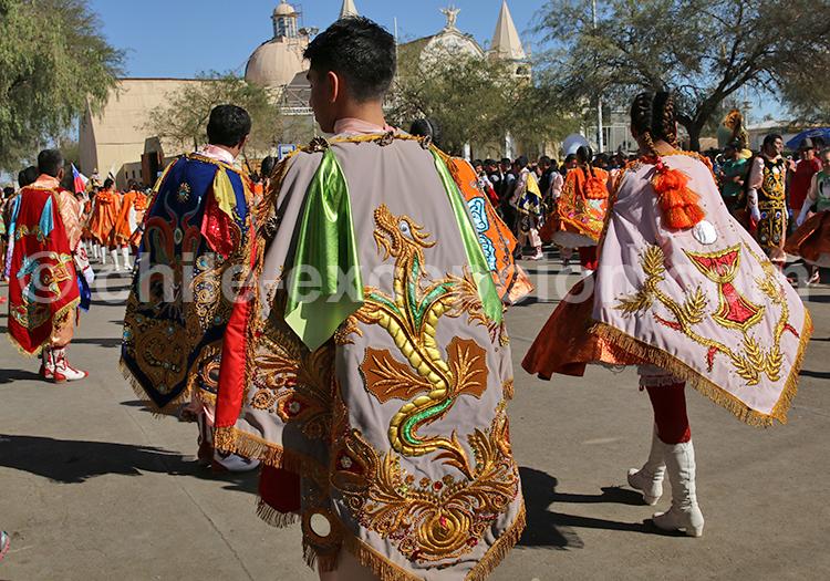 Fiesta de la Tirana, légende de Diego de Almago, Chili