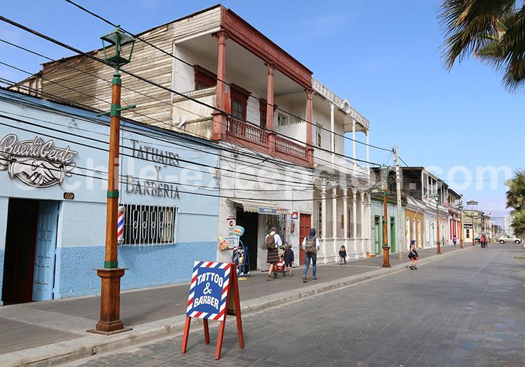 Guide de ville Iquique, Chili