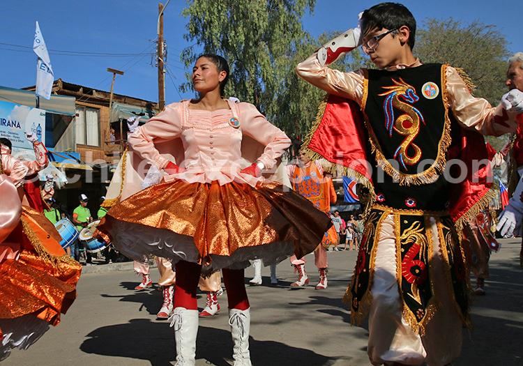 Traditions du Chili, Fiesta de la Tirana