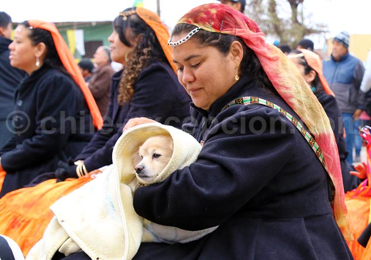 Traditions et croyances, Nord du Chili