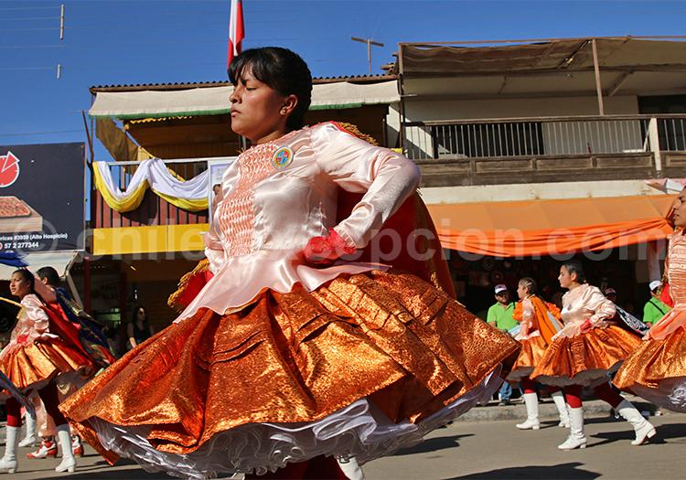 Avis sur la Fiesta de la Tirana, Chili