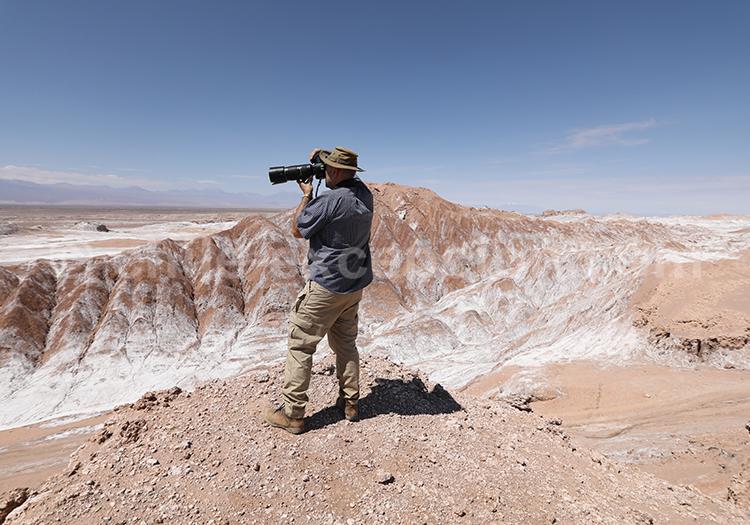 Photographe de voyage au Chili