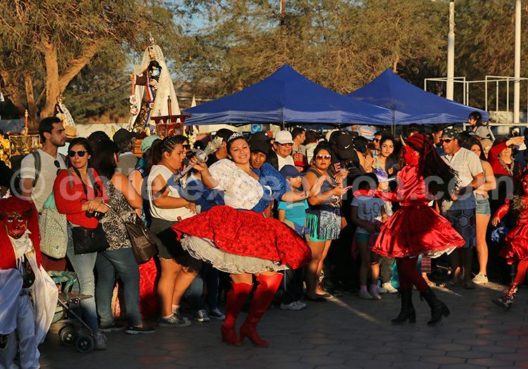 Événement à ne pas manquer, Fiesta de la Tirana