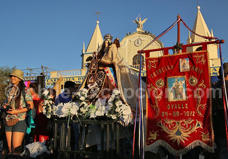 Fiesta de la Tirana, fiesta religiosa en Chile
