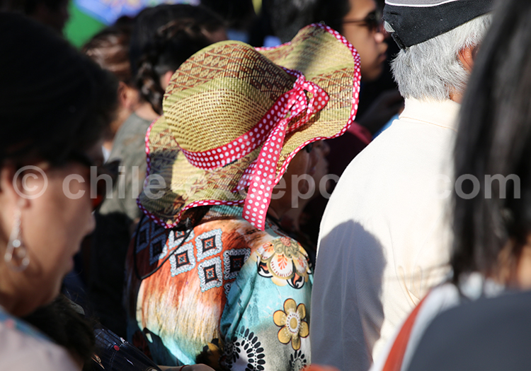 Habitants d'Iquique