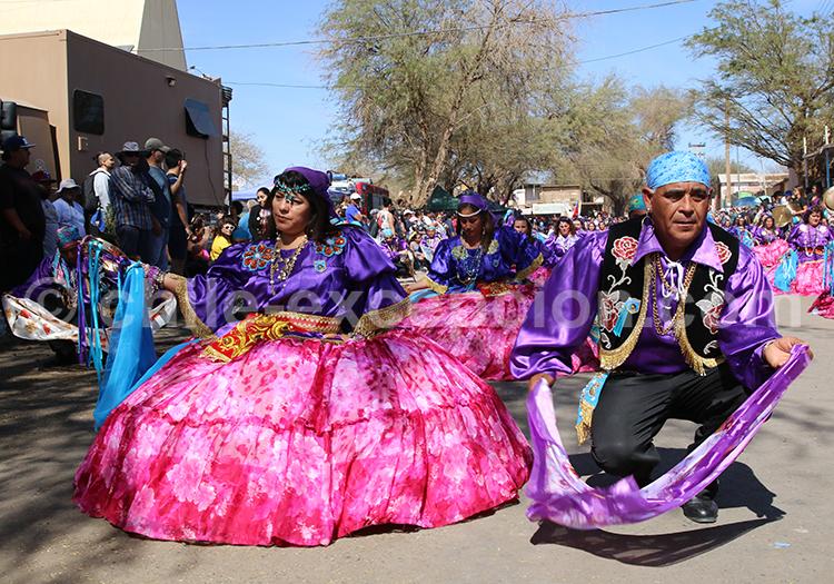 Quand aller voir la Fiesta de la Tirana, Chile