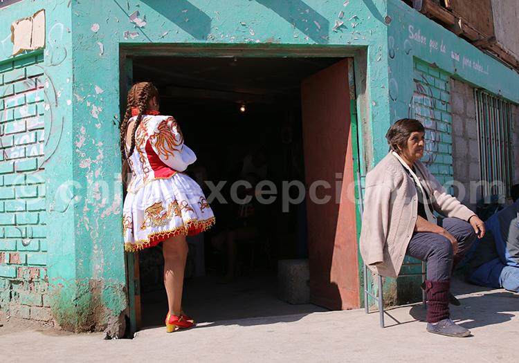Habitants du monde, Iquique