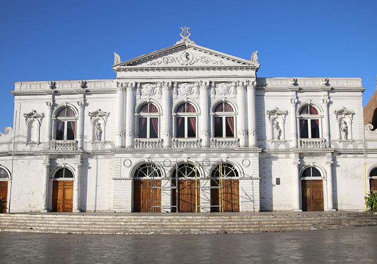 Boya esmeralda, Iquique, Chili