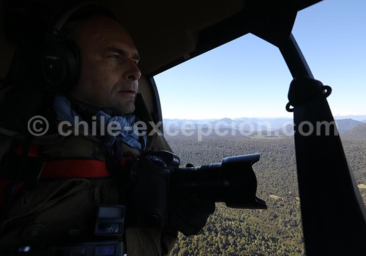 Photographe du Chili