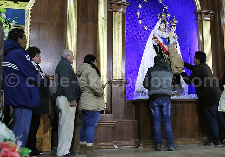 Rite religieux, Nord du Chili