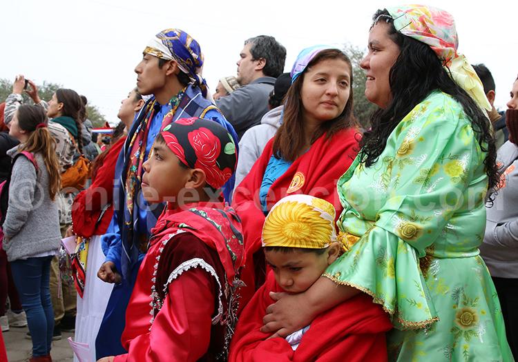 Peuple des Andes, Fiesta de la Tirana