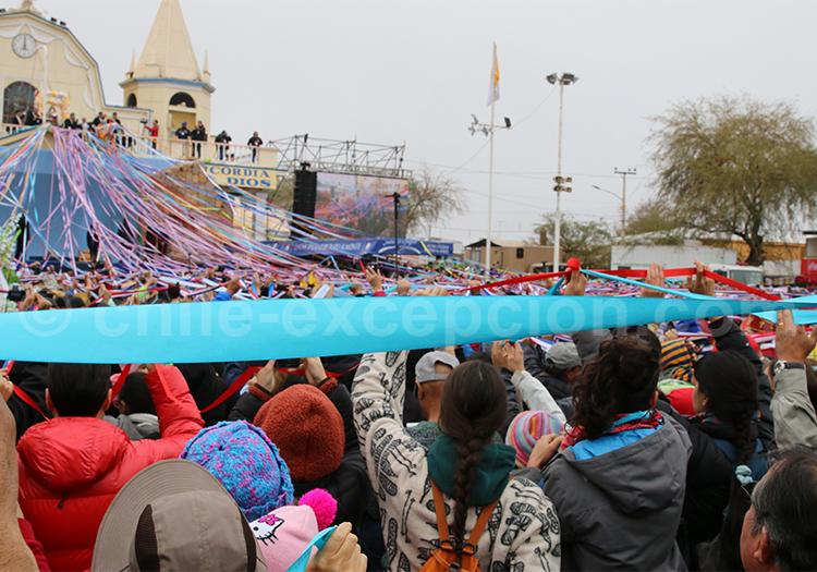 Fiesta de la Tirana, Tamarugal