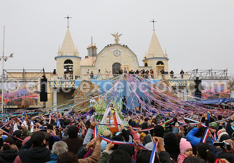Fiesta de la Tirana, fête exceptionnelle Chili