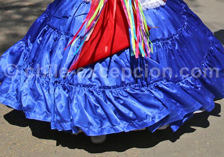 Étoffe de célébration andine, Iquique