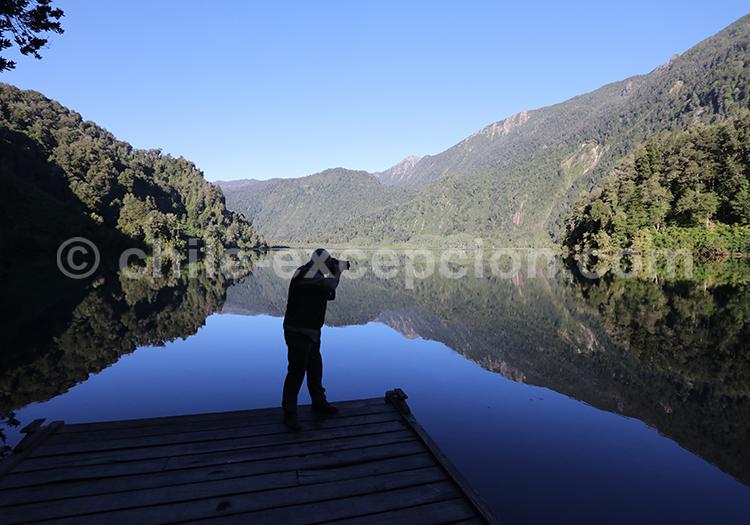 Reportage photographique dans la région des lacs, sud du Chili
