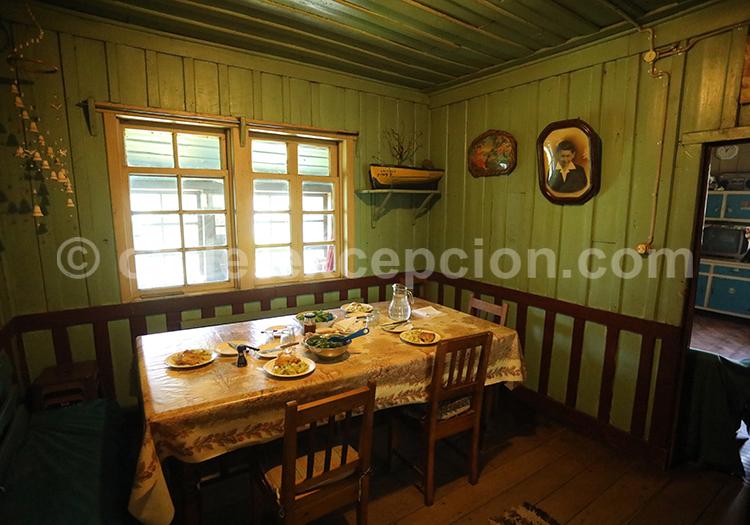 Découvrir les maisons de Patagonie chilienne