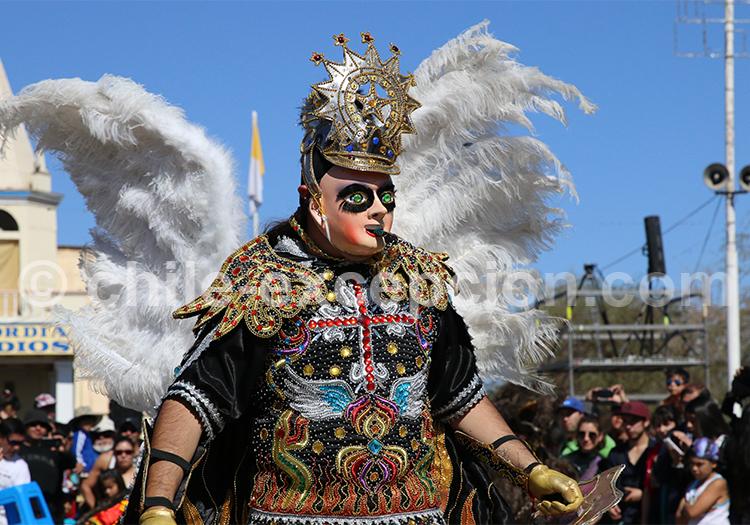 Fiesta de la Tirana, combiné Chili et Bolivie