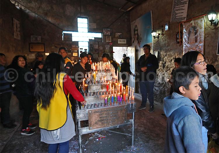 Scène religieuse, Altiplano andin