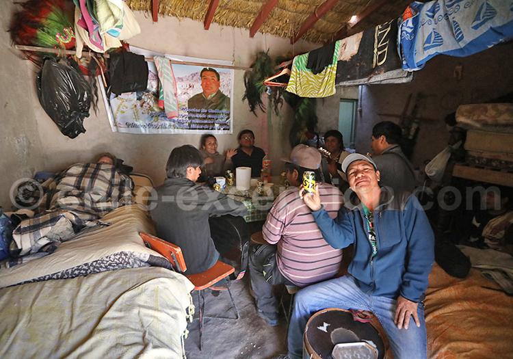 Scène de vie quotidienne, Nord du Chili