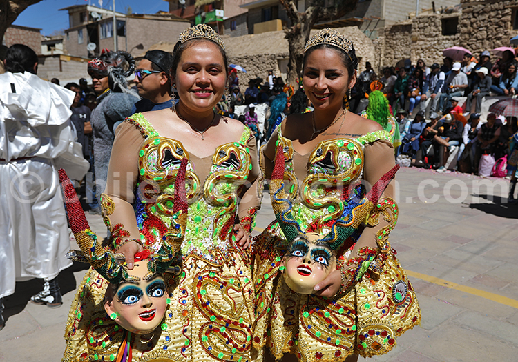 La culture du folklore au Chili