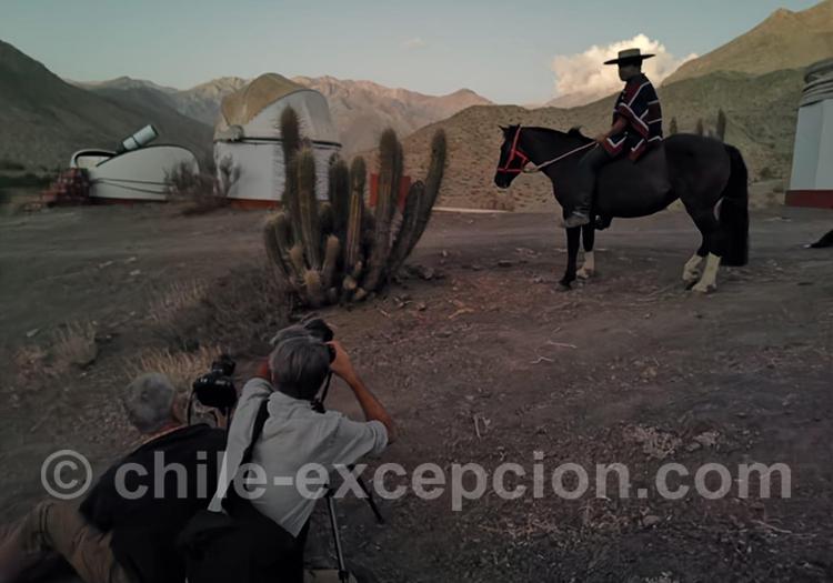 Photographier un cavalier