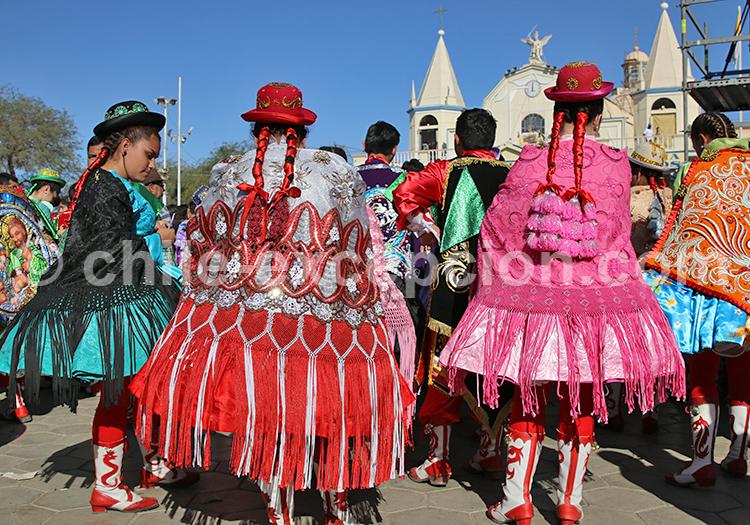 Fête traditionnelle et moderne, Fiesta de la Tirana