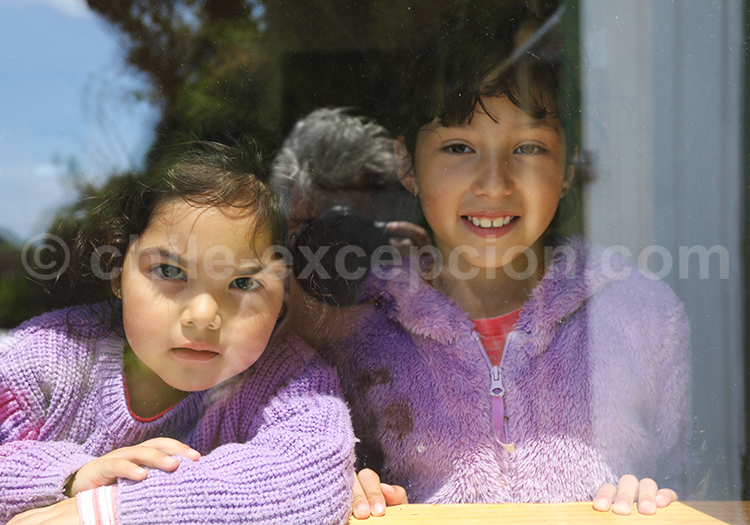 Portrait jeunesse chilienne, Patagonie chilienne