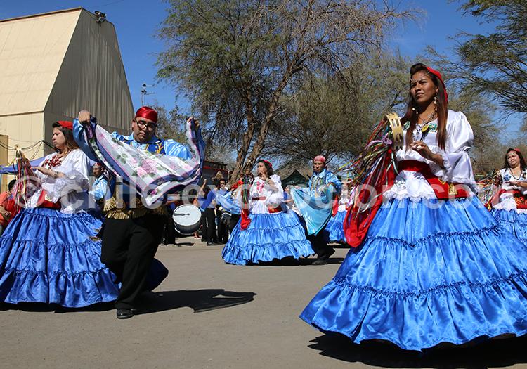 Fiesta de la Tirana, fête chilienne de plusieurs jours