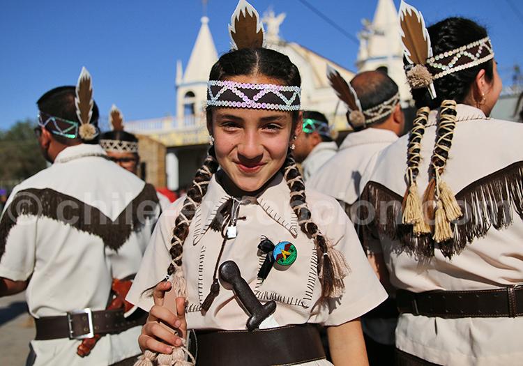 Fête de la Tirana, Iquique