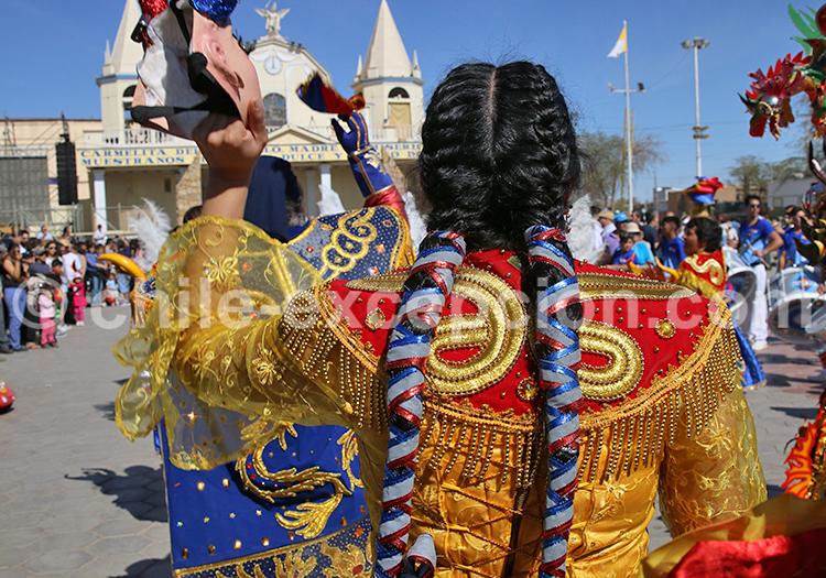Culture folklorique du Chili