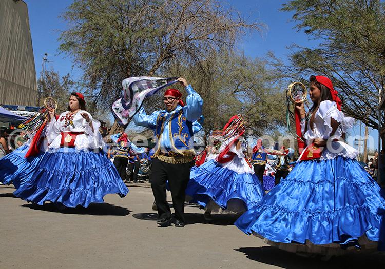 Fiesta de la Tirana, fête culturelle au Chili