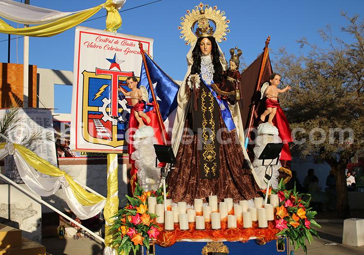 Fêtes religieuses importantes dans le Nord du Chili