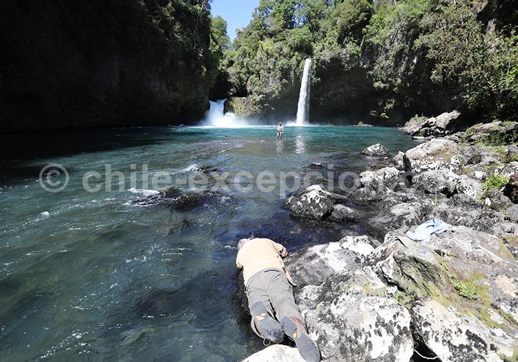 Photos de voyage, Lacs et Volcans, Chili