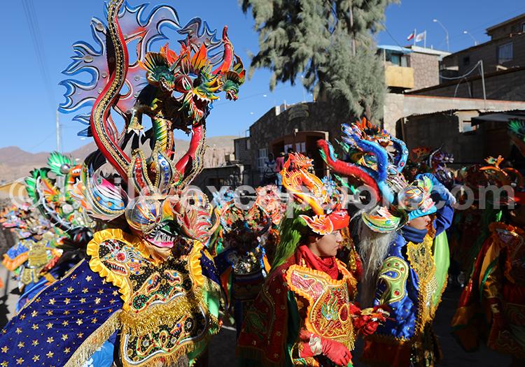 La plus grande fête du Nord du Chili