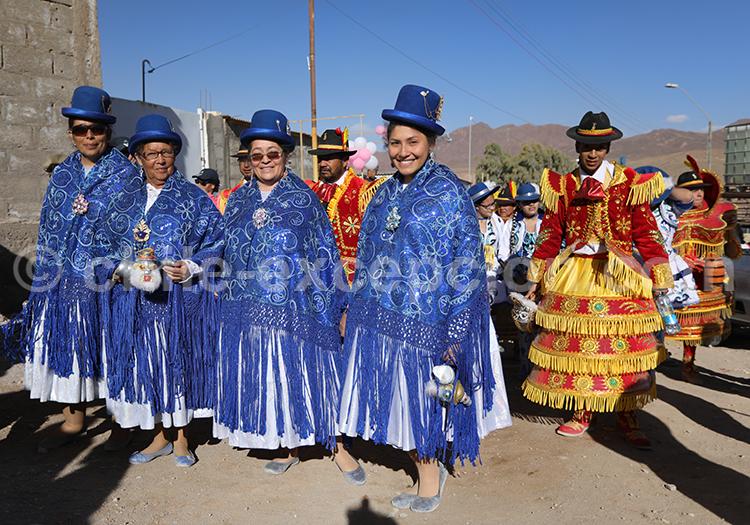 Traditions folkloriques de d'Altiplano