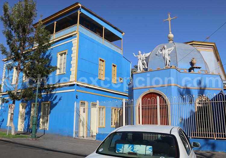 Église, paroisse de Iquique