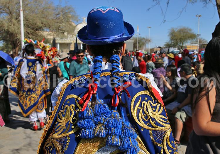 Festival folklorique, Iquique, Nord du Chili