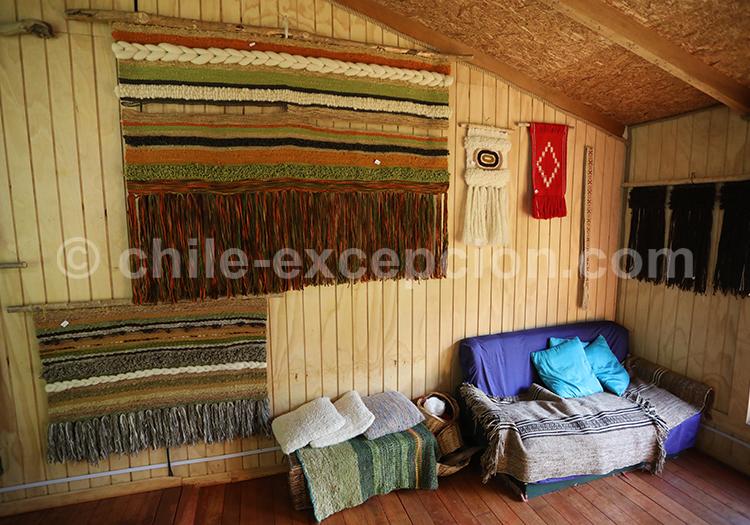 Textiles de Patagonie