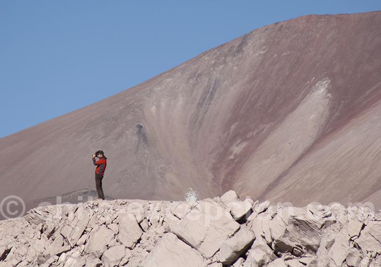Photographier le désert d'Atacama