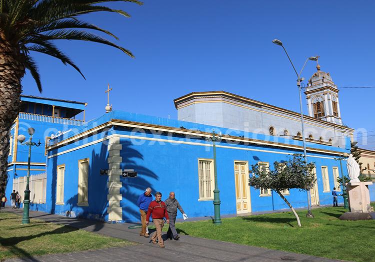 Sanctuaire important à Iquique, Chili