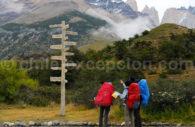 Trekking dans le Paine