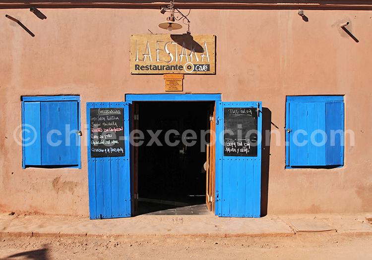 Restaurant à Atacama