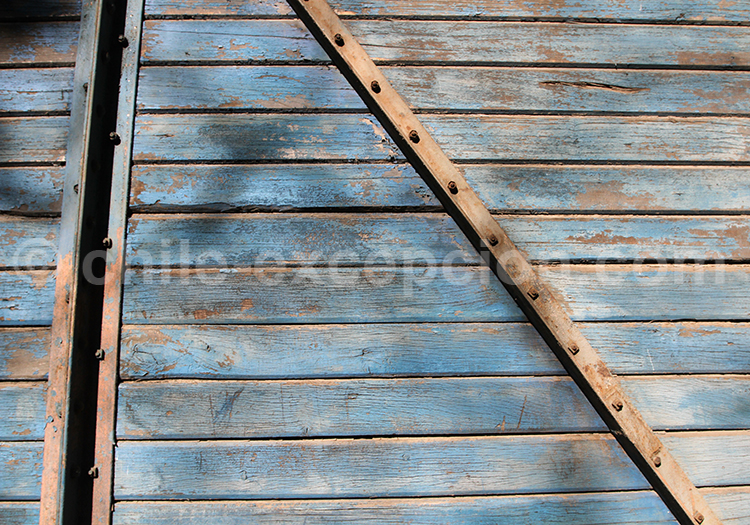 Couleurs urbaines , Nord du Chili
